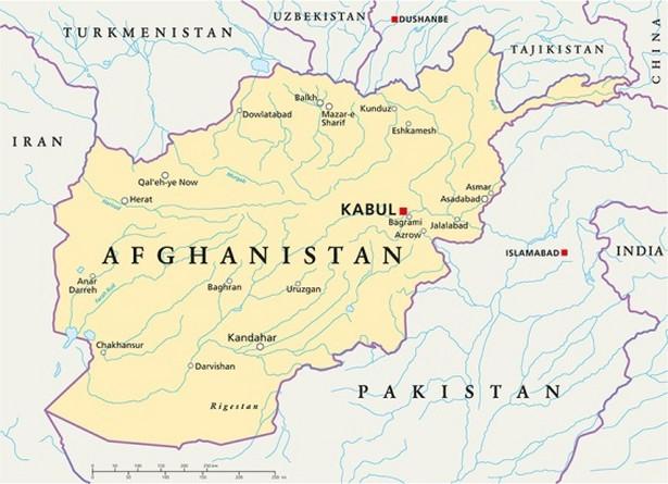 """Rzecznik talibów Zabihullah Mudżahid powiedział, że """"amerykańscy żołnierze opuścili lotnisko w Kabulu, a nasz naród uzyskał pełną niepodległość""""."""