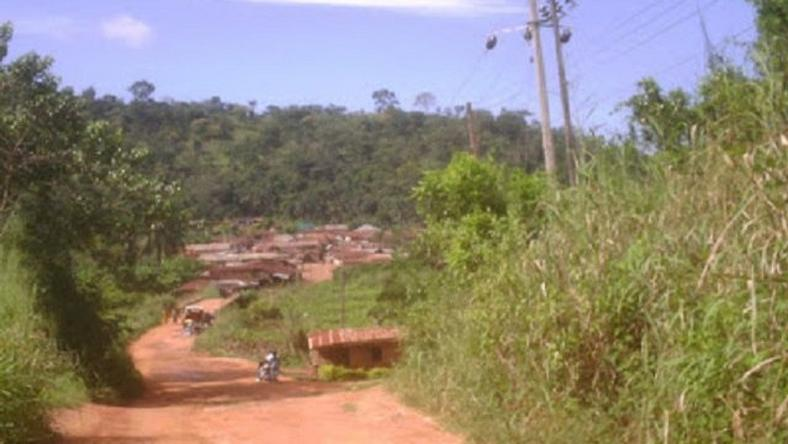 The silent Owukpa Community