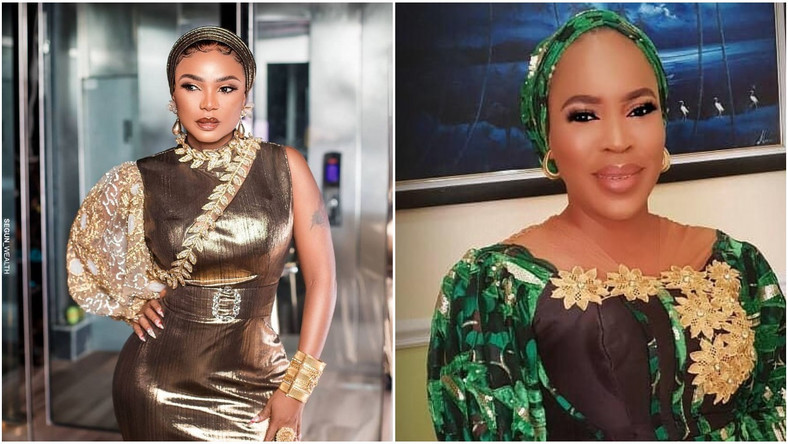 Iyabo Ojo just shared a post on Instagram and it looks like she was shading none other than her colleague, Fathia Balogun.