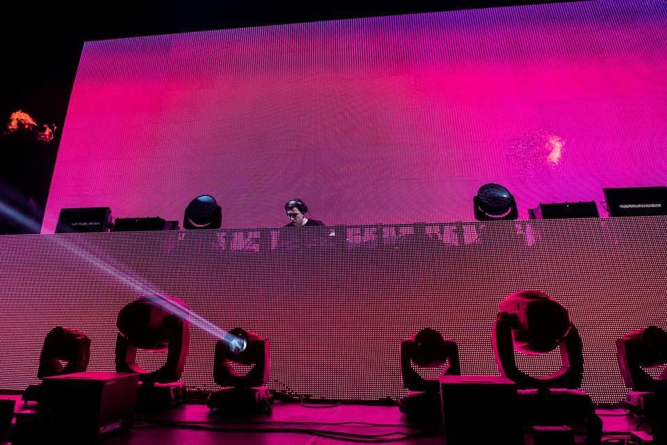 Hardwell - koncert w Tauron Arena Kraków