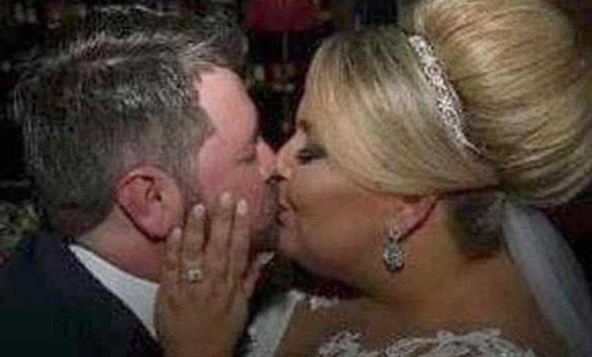 Australia. Amandę McMillan-Turnbul dopadła tajemnicza choroba tuż po ślubie