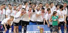Legia zdobyła Puchar Polski!