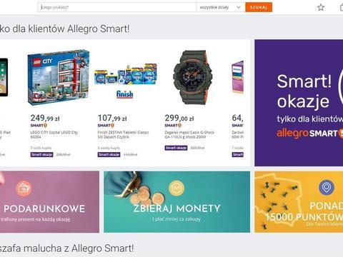 Allegro Smart Darmowe Dostawy Z Allegro Przez Cały Rok