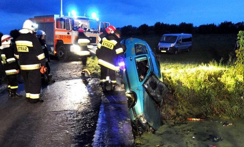 Ukradli samochód i zginęli w wypadku