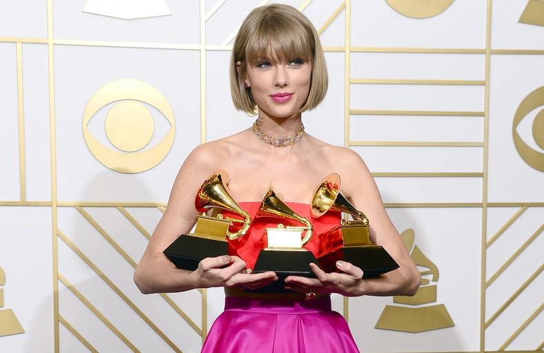 Pogromczyni Grammy –Taylor Swift