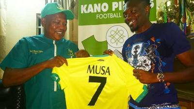 Super Eagles captain Ahmed Musa is playing in the NPFL for free