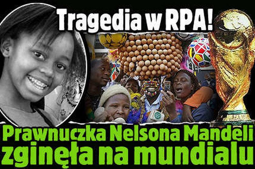 Tragedia na mistrzostwach w RPA!