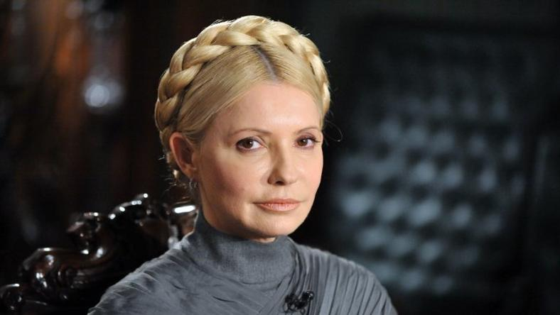 Julia Tymoszenko, fot. AFP
