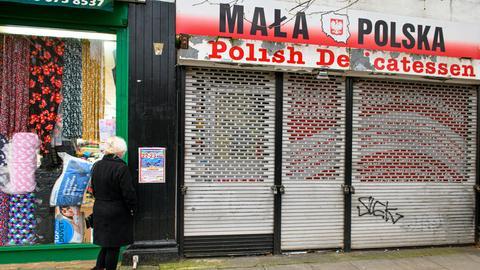 Эмиграция из Польши уменьшается, хотя это все еще почти 2,5 млн человек