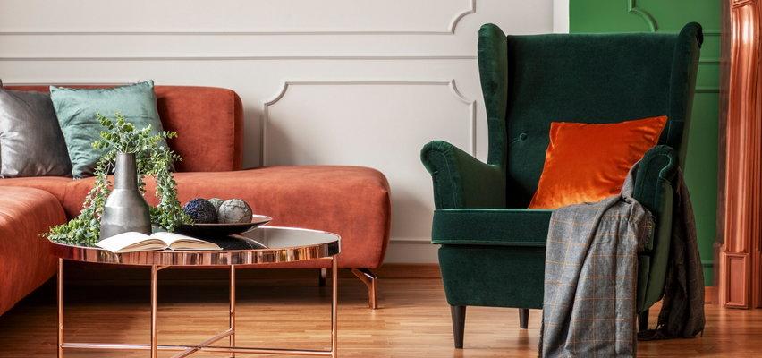 Odmień swoje wnętrze na jesień! Fotele i podnóżki w supercenie dzięki kodom rabatowym od Faktu!