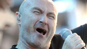 Phil Collins śpiewa w szkole syna