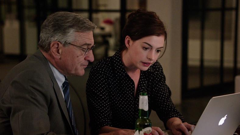 "Robert De Niro i Anne Hathaway w komedii ""The Intern"""