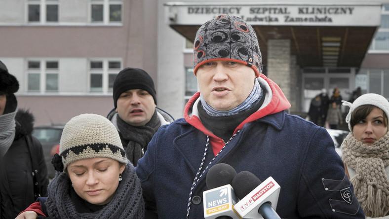 Chcą wyjaśnić śmierć13-miesięcznego Bolka