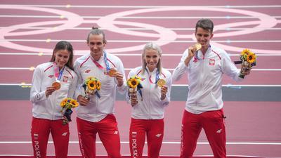 W Paryżu też chcą powalczyć o medale
