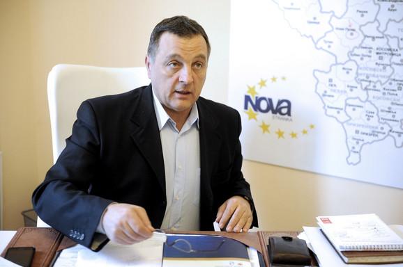 Očekivan predlog: Zoran Živković