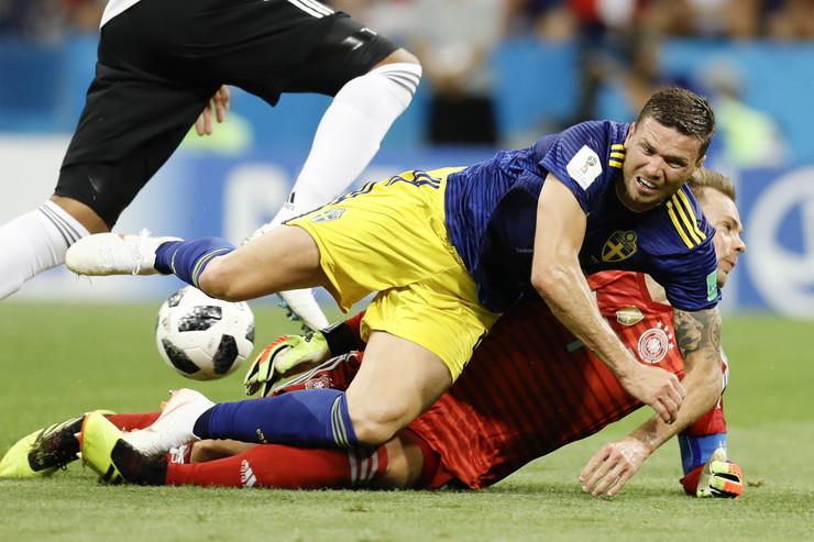 Fudbalska reprezentacija Švedske, Fudbalska reprezentacija Nemačke