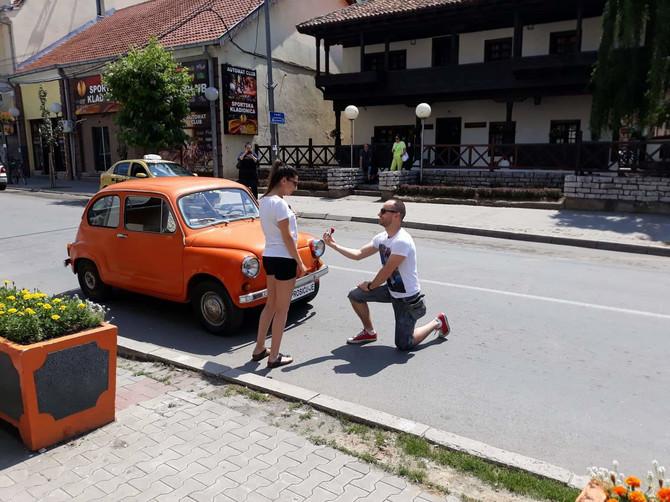 Prosidba u Zaječaru oduševila Srbiju