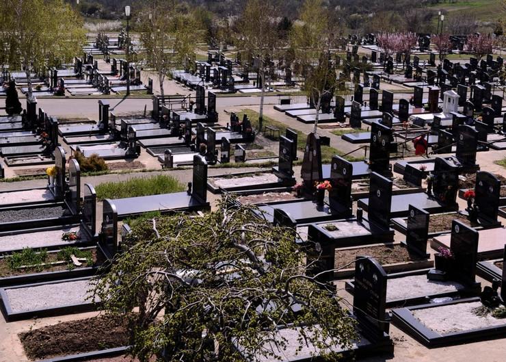 lesce groblje