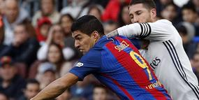 Stoper bohaterem Realu, Barcelona straciła punkty tuż przed końcem