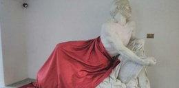Skandal z rzeźbą w tle. W Włoszech oszaleli?