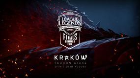 League of Legends - szczegóły finałów EU LCS w Krakowie