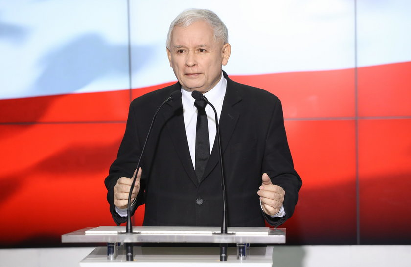 Kaczyński o rozmowie z prezydentem: Spór w rodzinie
