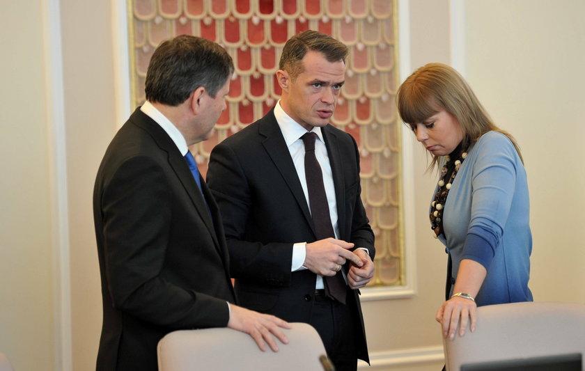 Sławomir Nowak dostanie fuchę w Brukseli