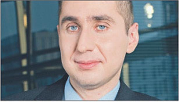 Wojciech Bigaj, radca prawny w kancelarii Grynhoff Woźny Wspólnicy