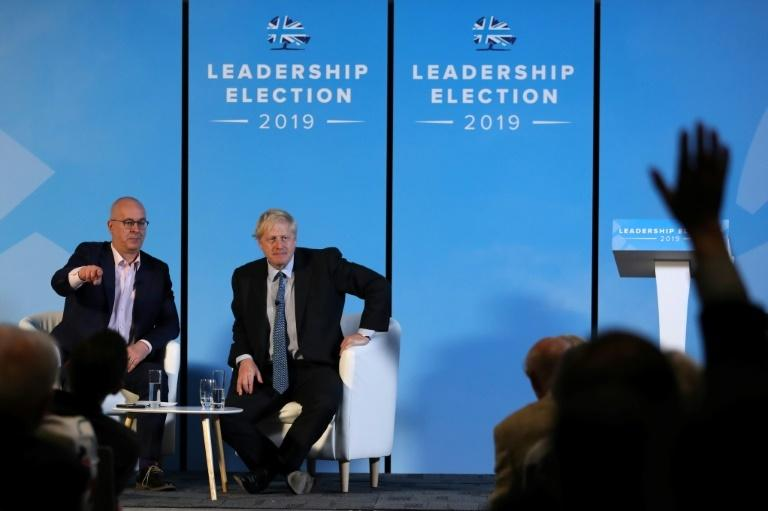 Despite starting the race for the leadership of the Conservative Party with a huge lead, Johnson's campaign team has played it safe