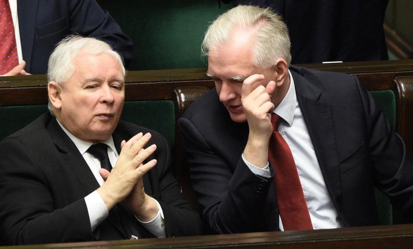 Gowin tworzy nową partię. Tak zareagował Kaczyński