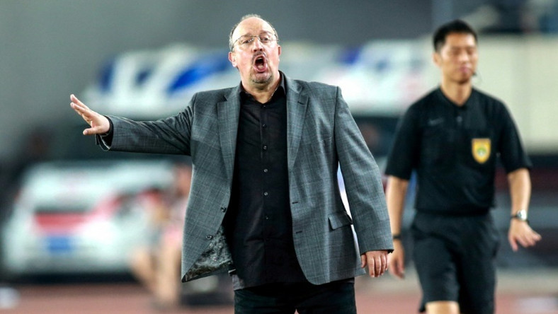 Rafael Benitez has accused Newcastle of unfulfilled promises