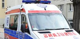 Nieprzytomna 14-latka w krzakach w Mrągowie