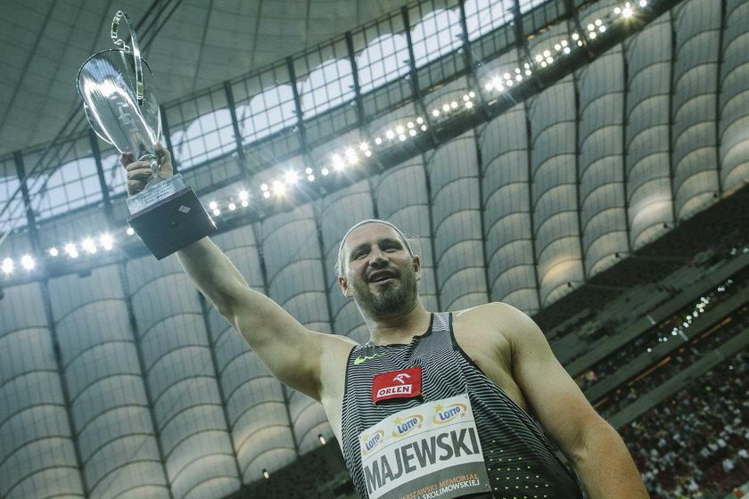 Świetne występy polskich lekkoatletów w Warszawie