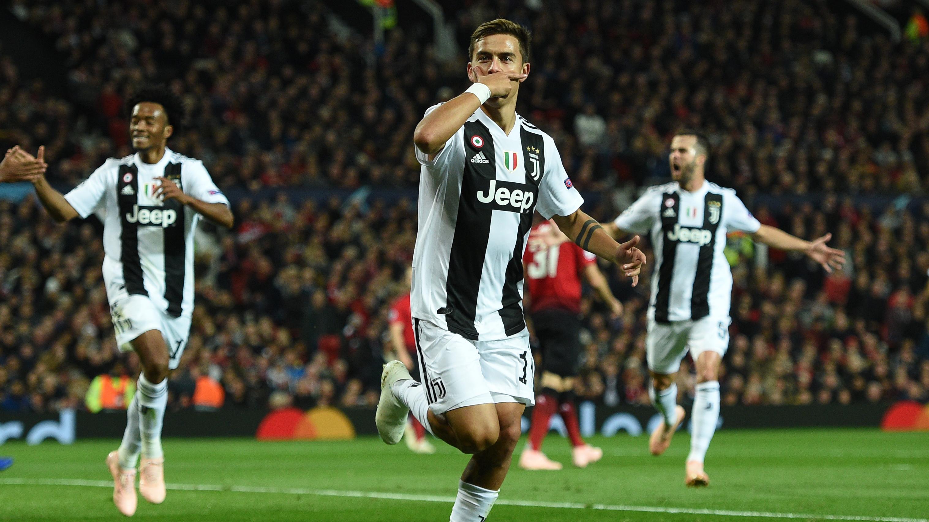 15a306808 Liga Mistrzów: Juventus - Manchester United - wynik na żywo i relacja live  - Liga Mistrzów
