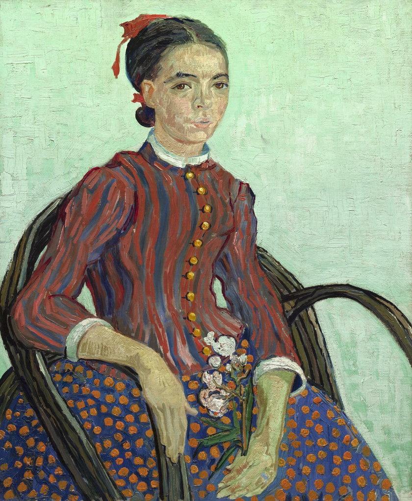 Obraz La Mousme Van Gogha
