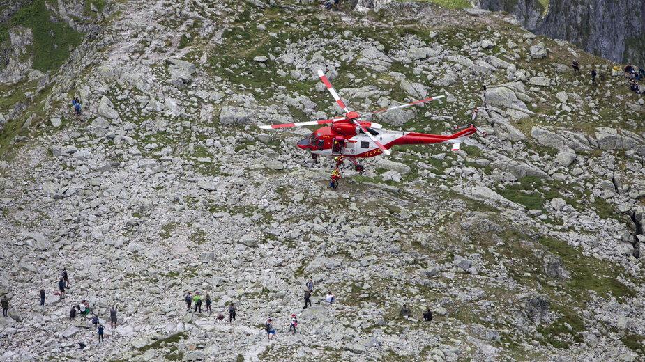 TOPR w Tatrach (Zdjęcie ilustracyjne)