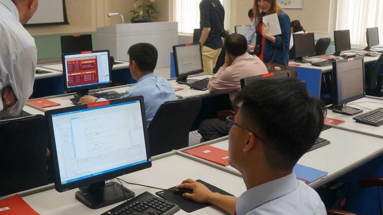 North Korea Red Star Computer