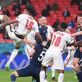 """Fudbalska drama """"kod Hrvata""""! Škoti nadigrali Engleze i uzeli bod, NAPRAVILI HAOS u grupi!"""