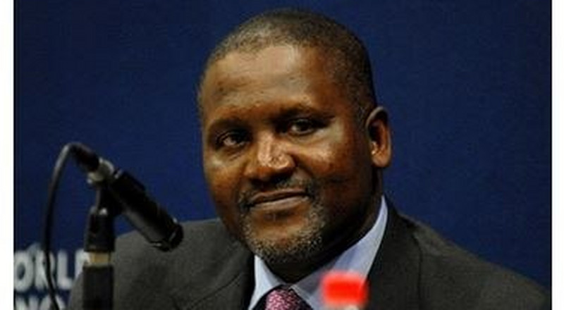 Dangote shifts listing of Cement firm on London Stock Exchange to 2020