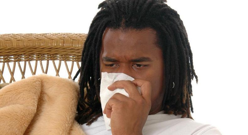 Sick man(Houston Defender)