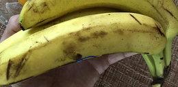 Kupił banany. Po kilku dniach zobaczył coś dziwnego