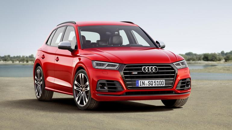 Audi SQ5 - 354 KM i 5.4 s do 100 km/h