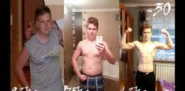 Darek schudł 30 kg i wygrał walkę z otyłością. Dziś motywuje ludzi do zmiany stylu życia