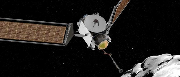 CAESAR - powrót na kometę 67P/Czuriumow-Gierasimienko