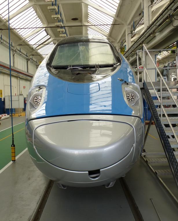 PKP InterCity zamówiło w sumie 20 składów Pendolino.