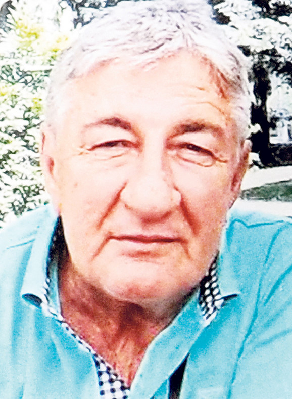 Ubijen: Savo Gačanin iz Užica