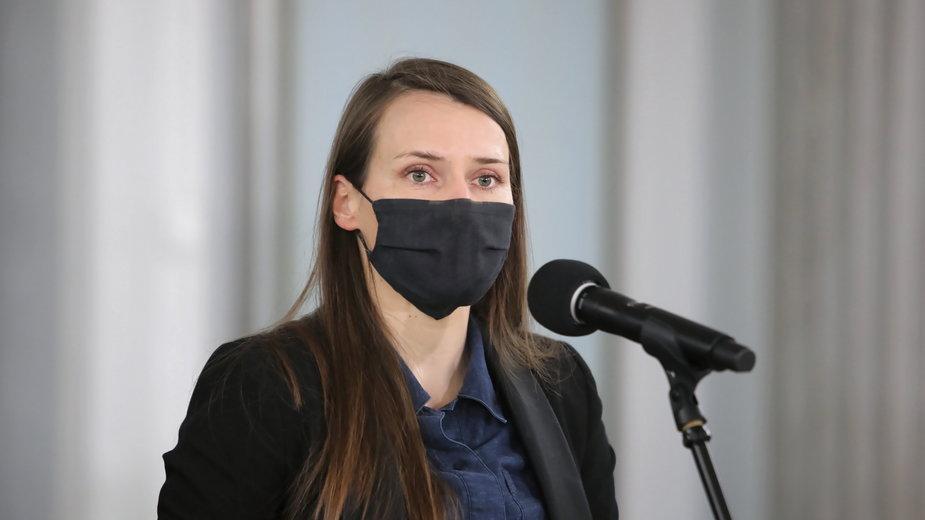 Posłanka KO wzywała Borysa Budkę do ustąpienia ze stanowiska? Pomaska: to bajki