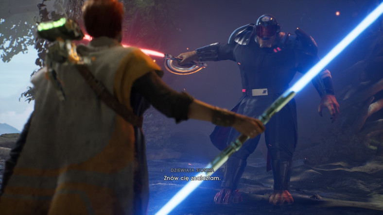 Star Wars Jedi: Fallen Order - screenshot z gry (wersja PS4)