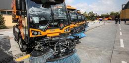MPO kupuje sprzęt do czyszczenia ulic