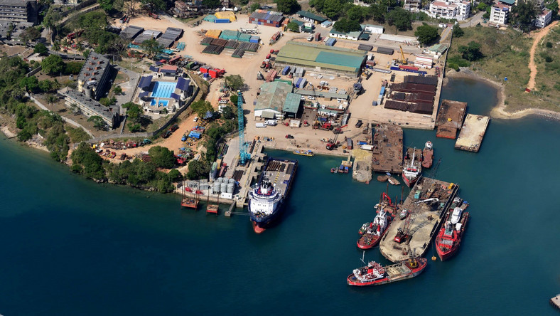 Comarco Private Port, Mombasa